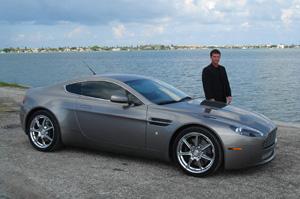 Tim Taylor Aston Martin