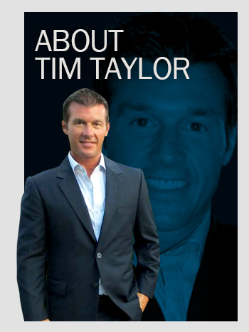 About Tim Taylor Real Estate Success Coach