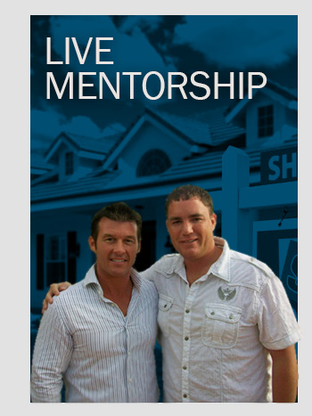Tim Taylor Live Mentorship Program