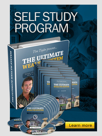 Tim Taylor Ultimate Wealth System